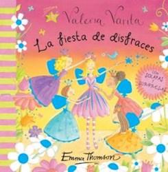 Papel Valeria Varita La Fiesta De Disfraces