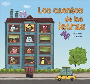 E-book Los Cuentos De Las Letras