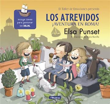 E-book Los Atrevidos ¡Aventura En Roma! (El Taller De Emociones 7)