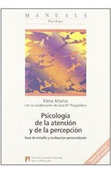 Papel PSICOLOGIA DE LA ATENCION Y DE LA PERCEPCION