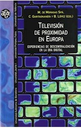 TELEVISION DE PROXIMIDAD EN EUROPA