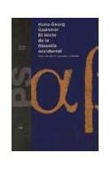 Papel INICIO DE LA FILOSOFIA OCCIDENTAL (PAIDOS STUDIO 31112)