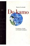 Papel DO KAMO LA PERSONA Y EL MITO EN EL MUNDO MELANESIO (PAIDOS BASICA 32092)