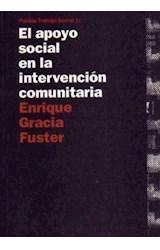 Papel EL APOYO SOCIAL EN LA INTERVENCION COMUNITARIA