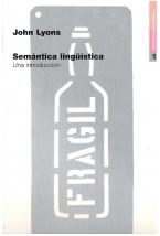 Papel SEMANTICA LINGUISTICA (UNA INTRODUCCION)