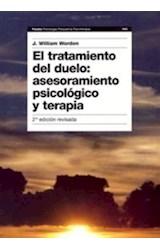 Papel TRATAMIENTO DEL DUELO: ASESORAMIENTO PSICOLOGICO Y TERAPIA