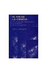 Papel FIN DE LA CIENCIA (PAIDOS TRANSCIONES 70007)