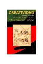 Papel CREATIVIDAD (EL FLUIR DE LA PSICOLOGIA DEL DESCUBRIMIENTO...