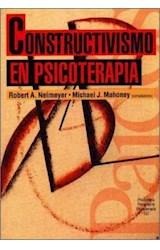 Papel CONSTRUCTIVISMO EN PSICOTERAPIA