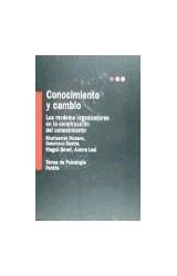 Papel CONOCIMIENTO Y CAMBIO (MODELOS ORGANIZADORES EN LA CONSTRUCC
