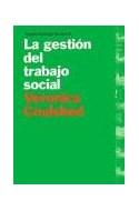 Papel GESTION DEL TRABAJO SOCIAL (TRABAJO SOCIAL 69006)