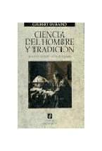 Papel CIENCIA DEL HOMBRE Y TRADICION