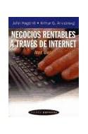 Papel NEGOCIOS RENTABLES A TRAVES DE INTERNET (PAIDOS EMPRESA 49068)