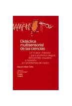 Papel DIDACTICA MULTISENSORIAL DE LAS CIENCIAS
