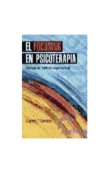 Papel EL FOCUSING EN PSICOTERAPIA