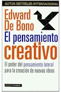 Papel PENSAMIENTO CREATIVO (PAIDOS PLURAL 47107)
