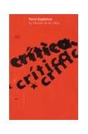 Papel FUNCION DE LA CRITICA (STUDIO 31135)
