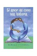 Papel AMOR ES COMO UNA HISTORIA UNA NUEVA TEORIA DE LAS RELACIONES (DIVULGACION 391649)