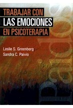 Papel TRABAJAR CON LAS EMOCIONES EN PSICOTERAPIA
