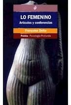 Papel LO FEMENINO (ARTICULOS Y CONFERENCIAS)