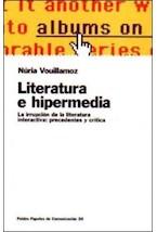 Papel LITERATURA E HIPERMEDIA
