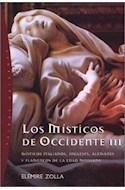 Papel MISTICOS DE OCCIDENTE III (COLECCION ORIGENES)