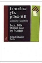Papel LA ENSEÑANZA Y LOS PROFESORES II,