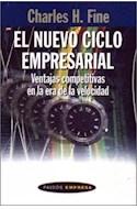 Papel NUEVO CICLO EMPRESARIAL VENTAJAS COMPETITIVAS EN LA ERA DE LA VELOCIDAD (PAIDOS EMPRESA 49079)