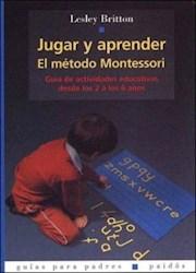 Papel Jugar Y Aprender El Metodo Montessori