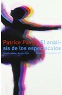 Papel ANALISIS DE LOS ESPECTACULOS (COMUNICACION 34121)