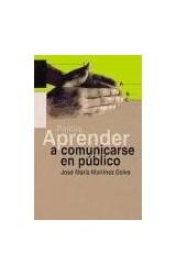 Papel APRENDER A COMUNICARSE EN PUBLICO