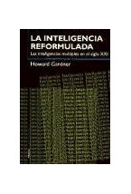 Papel INTELIGENCIA REFORMULADA, LA (INTELIGENCIAS MULTIPLES S XXI)