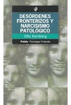 Papel DESORDENES FRONTERIZOS Y NARCISISMO PATOLOGICO