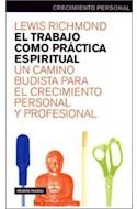Papel TRABAJO COMO PRACTICA ESPIRITUAL (PLURAL 47124)