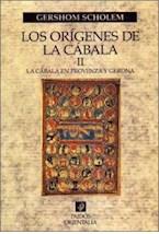 Papel LOS ORIGENES DE LA CABALA II