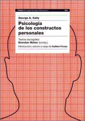 Papel Psicologia De Los Constructos Personales