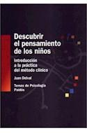 Papel DESCUBRIR EL PENSAMIENTO DE LOS NIÑOS (TEMAS DE P SICOLOGIA 54011)