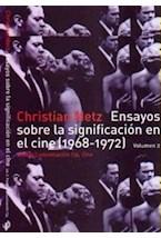 Papel ENSAYOS SOBRE LA SIGNIFICACION EN EL CINE 1968-1972