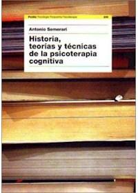 Papel Historia, Teorías Y Técnicas De La Psicotera