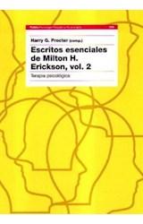 Papel ESCRITOS ESENCIALES 2 DE MILTON ERICKSON