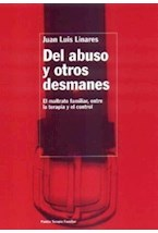 Papel DEL ABUSO Y OTROS DESMANES (MALTRATO FAMILIAR, ENTRE LA TERA