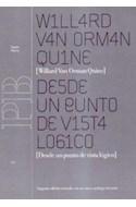 Papel DESDE UN PUNTO DE VISTA LOGICO (PAIDOS BASICA 32115)