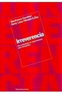 Papel IRREVERENCIA UNA ESTRATEGIA DE SUPERVIVENCIA PARA TERAPEUTAS (TERAPIA FAMILIAR 14086)