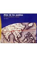 Papel ATLAS DE LOS PUEBLOS DEL ASIA MERIDIONAL Y ORIENTAL (ORIGENES 71034)