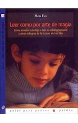 Papel LEER COMO POR ARTE DE MAGIA