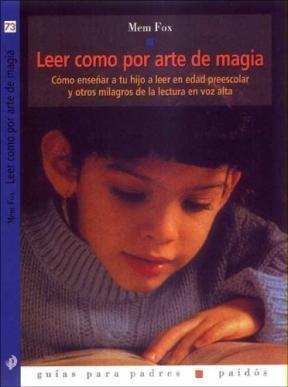Papel Leer Como Por Arte De Magia. Como Enseñar A Tu Hijo A Leer A