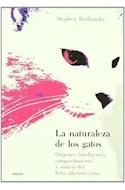 Papel NATURALEZA DE LOS GATOS (DIVULGACION 39206)