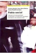 Papel FOBIA SOCIAL (AVANCES EN LA PSICOPATOLOGIA, LA EVALUACION Y