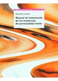 Papel Manual De Tratamiento De Los Trastornos De Personalidad Limite