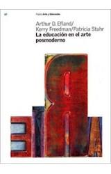 Papel LA EDUCACION EN EL ARTE POSMODERNO